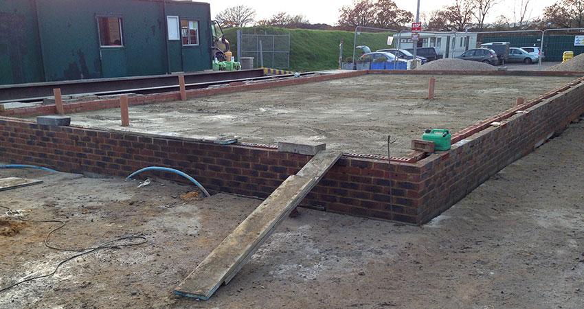 Brickwork In Ground 850x450
