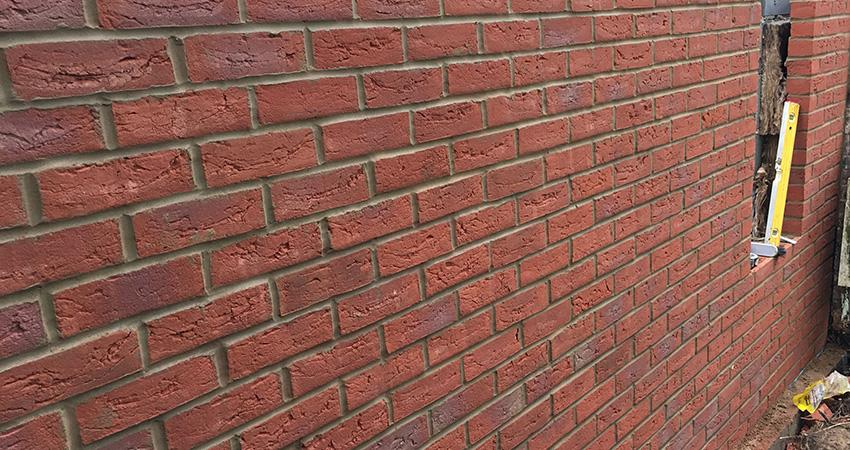Heatherwode Brickwork