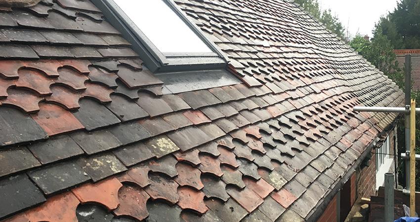 Heatherwode Roof Tiling