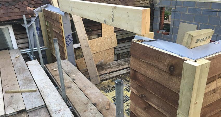 Heatherwode Timber Frame & Featheredge