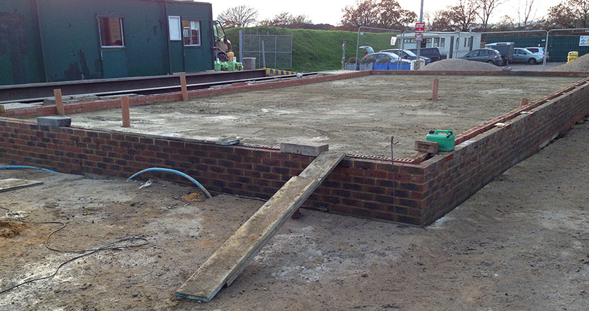 Brickwork In Ground 850x450