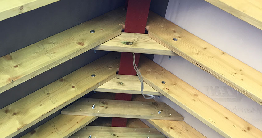 Rafter & Steel Section 850x450